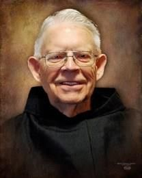 Friar Simon Sauer OFM Conv. obituary photo