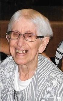 Nola Griffith obituary photo