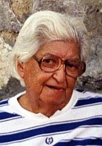 Ana M. Medina obituary photo