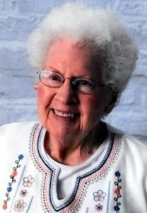 Margaret Jones Wood obituary photo