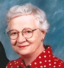 Levergne Moles Fogleman obituary photo