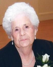 Pauline Mae Huffman obituary photo