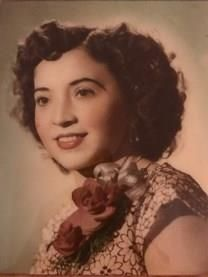 Maria DE JESUS SANDOVAL obituary photo