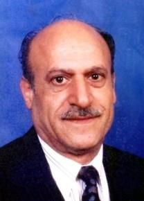 Sami Khalil Oudeh obituary photo