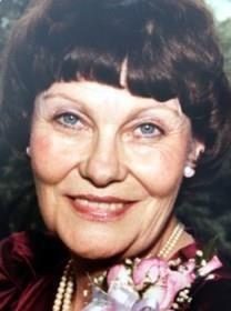 Shirley Jean Baxter obituary photo