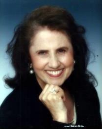 Joan Glass obituary photo