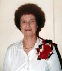 Jacqueline K. Fenley obituary photo