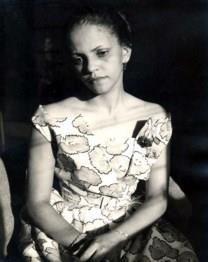 Mona Jean Louis obituary photo