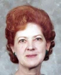 Evelyn R. Stilley obituary photo