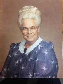 Leta R. Parker obituary photo
