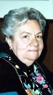 Maria C. Opal obituary photo