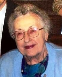 Jeanette Marose obituary photo