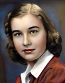 Geraldine Reeves Johns obituary photo
