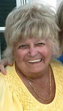 Patricia Ellen Bowdish obituary photo