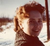 Martha Hanfland Kamenz obituary photo