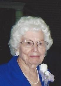 Frieda Anita Robinson obituary photo