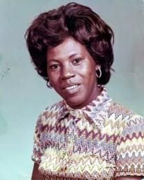 Rosie L. Moorer obituary photo