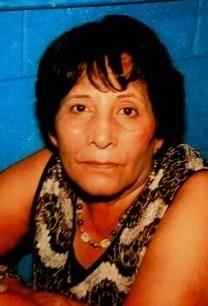 Rosa Elia Rivas obituary photo
