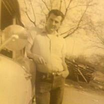 Johnny King obituary photo