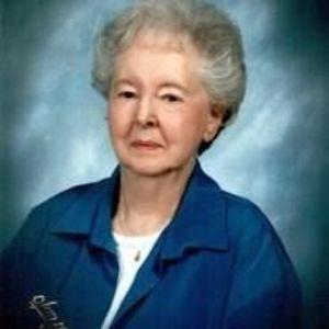 Audrey Elaine De Lapp Carter