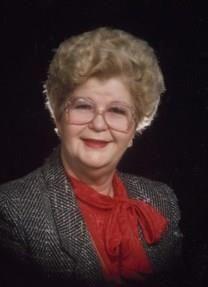 Alma Mae Cartwright obituary photo