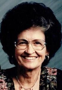 Eileen Edith Covey obituary photo