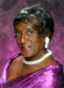 Birdia Mae Reeves obituary photo