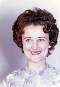 Elizabeth Elodie Webster obituary photo
