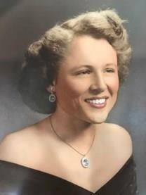 Doris Ellen Perkins obituary photo