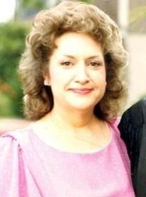Sylvia Allen obituary photo