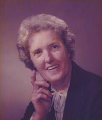 Virginia June Henderson obituary photo