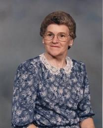 Shirley Marie Wiseman obituary photo