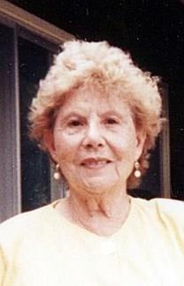 Maria Giglio obituary photo
