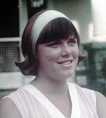 Ora Carolyn Ballentine obituary photo