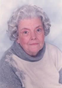 Elinor Anne Faulkner obituary photo