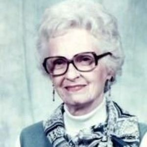 Virginia F. Evans
