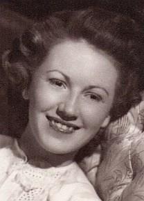 Gloria June Glassco obituary photo