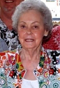 Martha Darby Smith obituary photo