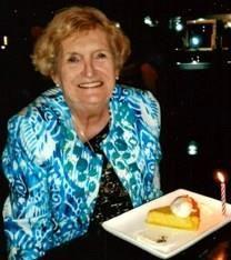 Elizabeth Mary Crowell obituary photo