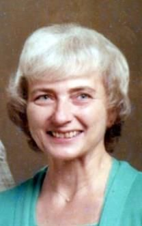 Mary Virginia Beard obituary photo