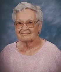 Irene Grace Adkins obituary photo