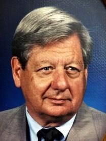 Maurice Allison Lewis obituary photo