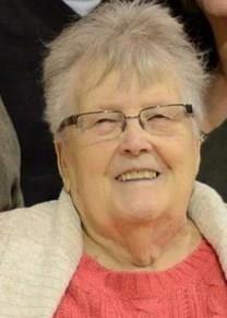 Gladys Hamilton obituary photo