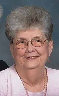Ann Worley Bybee obituary photo