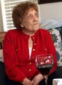 Mattie Mills Mannina obituary photo