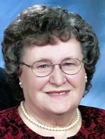 Willodean Wyatt Young obituary photo