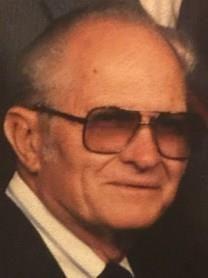 Ira Milton Howard obituary photo