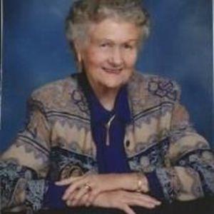 Eleanor Francis BERRYMAN