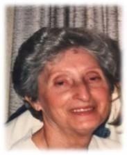 Margaret Phyllis Greear obituary photo