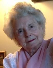 Mary Ellen Thompson obituary photo